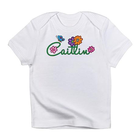 Caitlin Flowers Infant T-Shirt