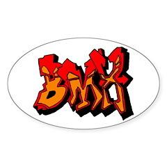 BMX Decal