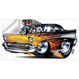 1957 chevy Wall Decals