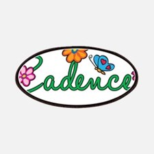 Cadence Flowers Patches