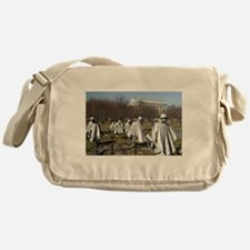 Korean War Memorial Messenger Bag