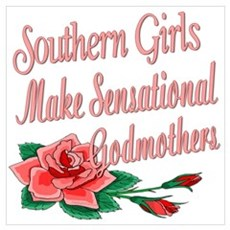 Southern Godmothers Poster