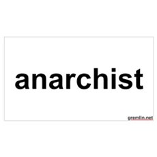 BTR: anarchist Poster