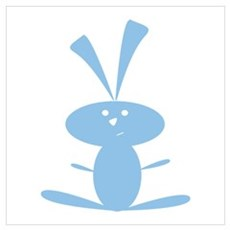 BLUE BUNNY Poster