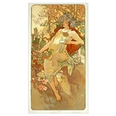 Automne (Fall) Framed Print