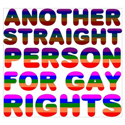 Pro Gay Rights Poster