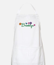 Brooklyn Flowers Apron