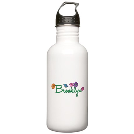 Brooklyn Flowers Stainless Water Bottle 1.0L