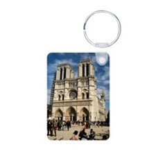 Notre Dame Keychains