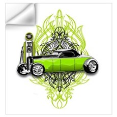 Kustom Striping 3 Wall Decal