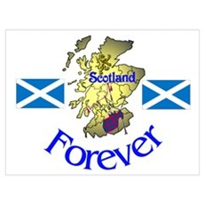 Spirit Of Scotland. Poster