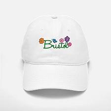 Bristol Flowers Baseball Baseball Cap