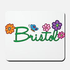 Bristol Flowers Mousepad