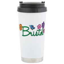 Bristol Flowers Travel Mug