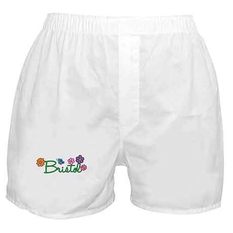 Bristol Flowers Boxer Shorts