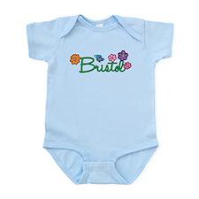 Bristol Flowers Infant Bodysuit