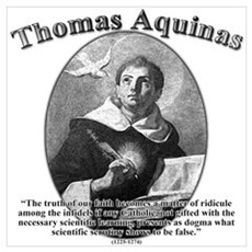 Thomas Aquinas 02 Framed Print
