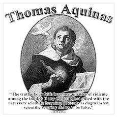 Thomas Aquinas 02 Poster