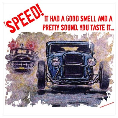 Speed! Poster