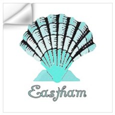 Eastham Shell Wall Decal