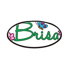 Brisa Flowers Patches