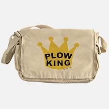 Plow King Messenger Bag
