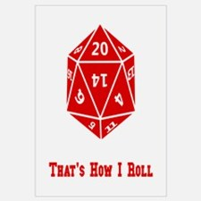 20 Sided Roll