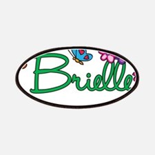 Brielle Flowers Patches