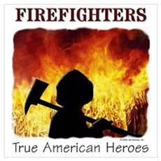 Firefighters TAH Poster