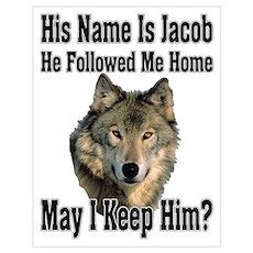 May I Keep Him Poster