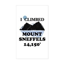 MOUNT SNEFFELS Decal
