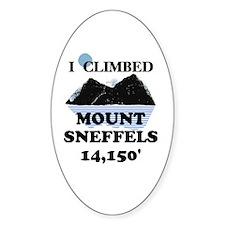 MOUNT SNEFFELS Decal