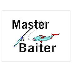 Master Baiter Poster