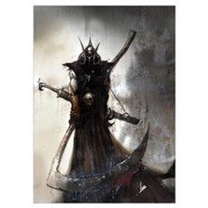 evil grim reaper Poster