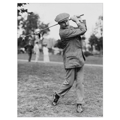 Harry Vardon Canvas Art