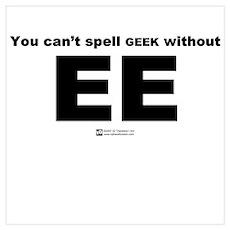 EE Geek Poster