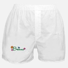 Brenna Flowers Boxer Shorts