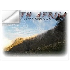 Table Mountain Wall Decal