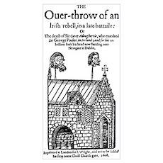 Irish Rebel Poster