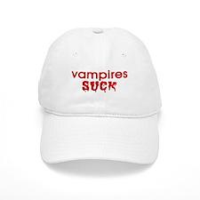 VAMPIRES SUCK Baseball Cap