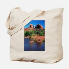 Cathedral Rock, Sedona Tote Bag