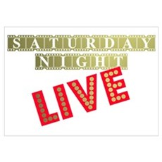 Saturday Night Live Film Poster