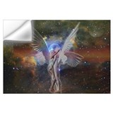 Angels kissing Wall Decals