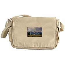 Grand Tetons National Park Messenger Bag