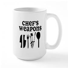 Chef's weapons 2 Mug
