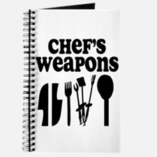 Chef's weapons 2 Journal