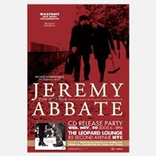 Jeremy Abbate Fifth & St. Nick NYC CD Release