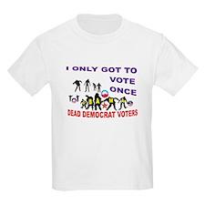 Unique Chicago tea party T-Shirt