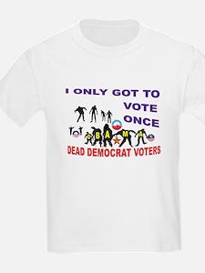 Funny Anti zombie T-Shirt