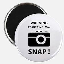 I May Snap Magnet